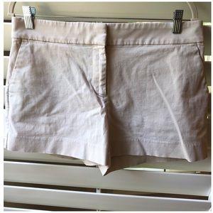 Khaki shorts size 6